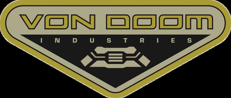 Von Doom Logo by CmdrKerner on DeviantArt