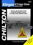 Klingon Battlecruiser Repair Manual