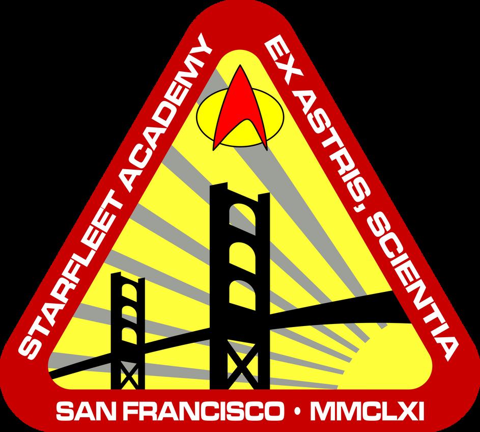 starfleet academy logo by cmdrkerner on deviantart
