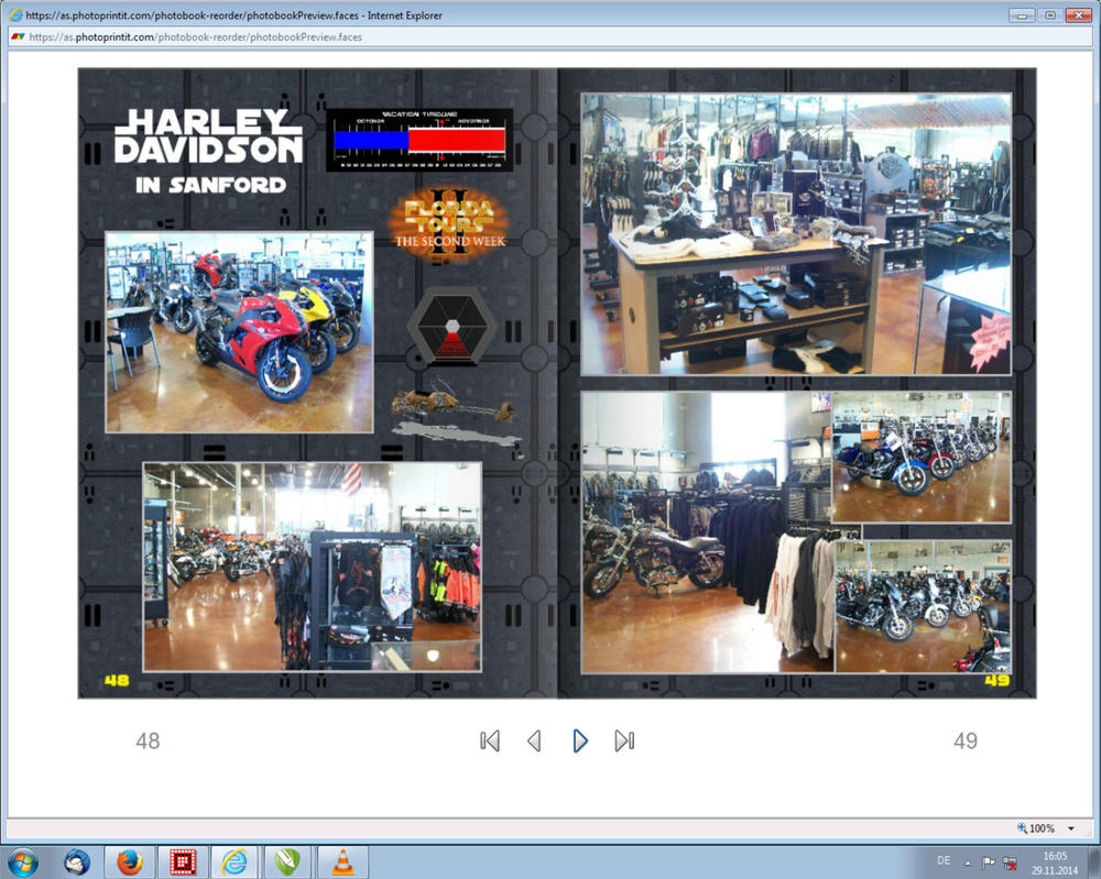 Harley Davidson in Sanford by CmdrKerner