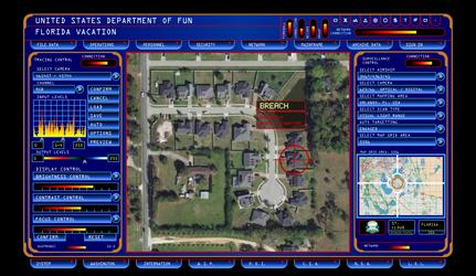 Fringe Computer Screen by CmdrKerner