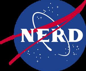 NASA NERD by CmdrKerner