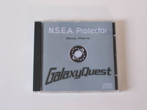 N.S.E.A. Protector Deck Plans on CD