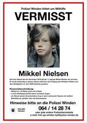 Vermisst Mikkel Nielsen