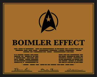 Boimler Effect Certificate