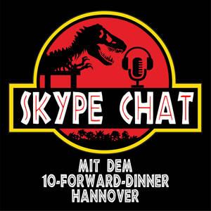Skype Chat Jurassic Park