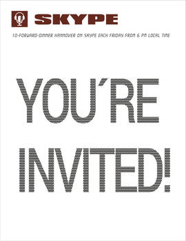 You're Invited! Fax