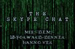 Skype Chat in Matrix Design