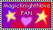 MagicKnightNova FAN STAMP by MagicKnightNova