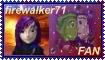 firewalker71 FAN STAMP by MagicKnightNova