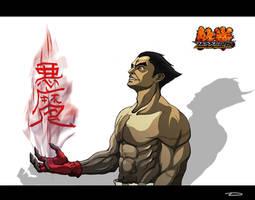 Tekken BR - Devil Kazuya by ANIMATRONIX
