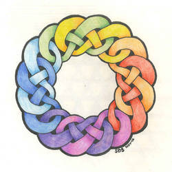 Celtic (knot) Circle by SBS-Axari