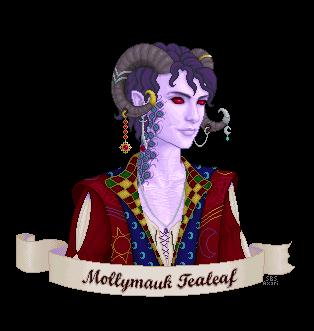 Mollymauk Tealeaf by SBS-Axari