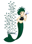 Mermaid Botanist by SBS-Axari