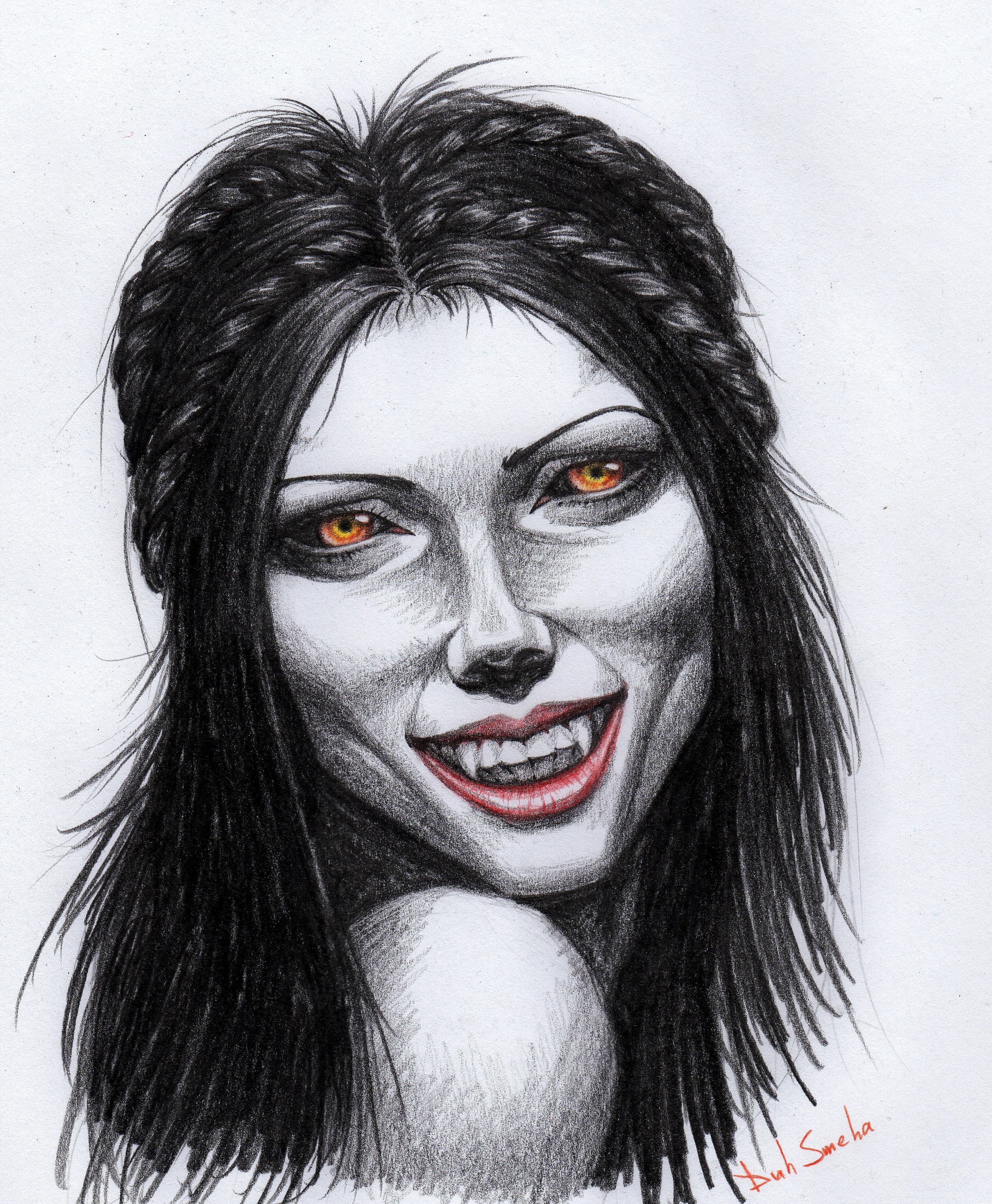 Serana by Smeha