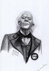 Doc Emmet Brown by Duh-Smeha