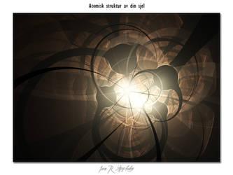 Atomisk struktur av din sjel by DreamMedia-UK