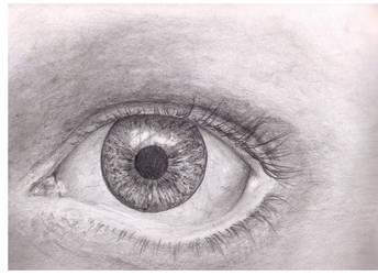 Eye Again by erenance