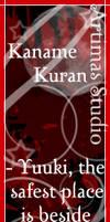 Vampire Knight - Kaname bookm
