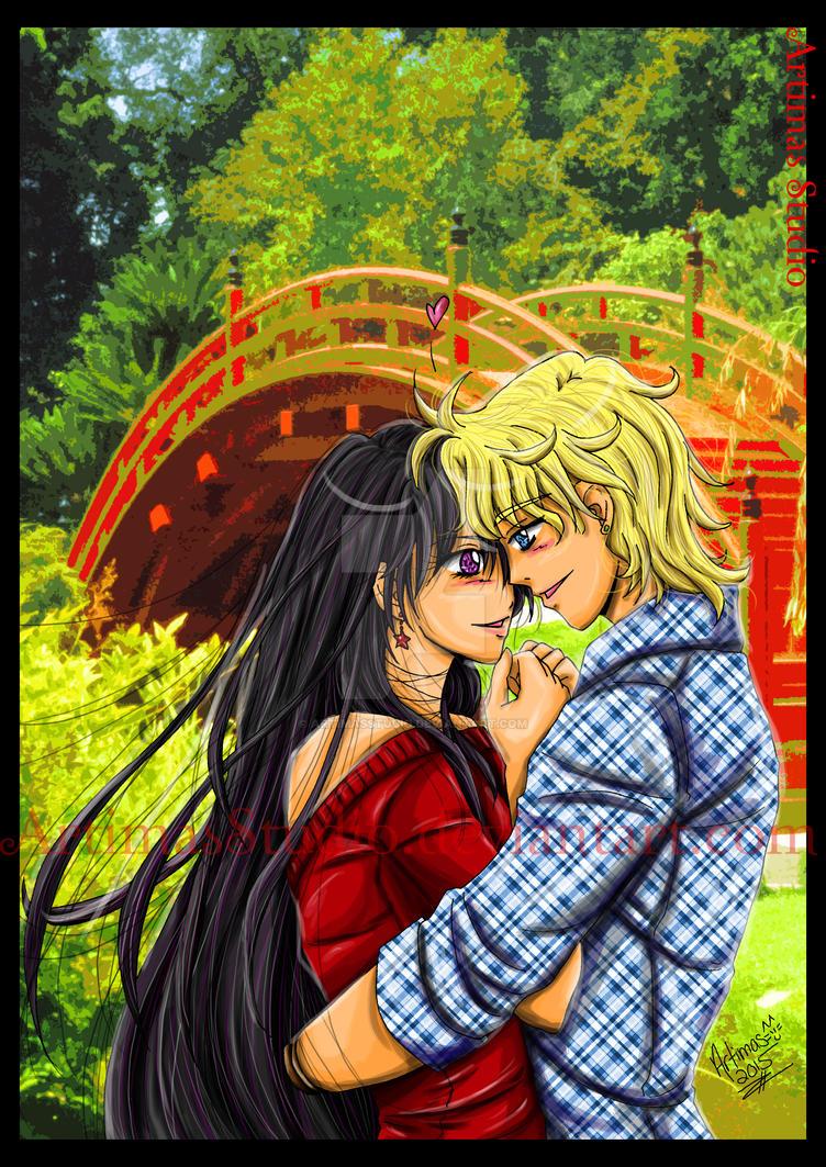 Sweet Romance by ArtimasStudio