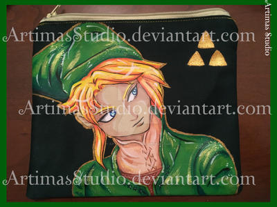 Commission - Link bag by ArtimasStudio