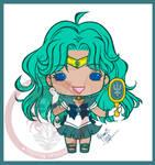 Sailor Neptune Chibi