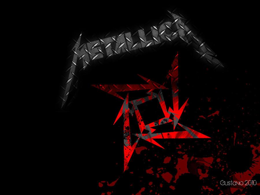 Metallica Wallpaper by GustavosDesign