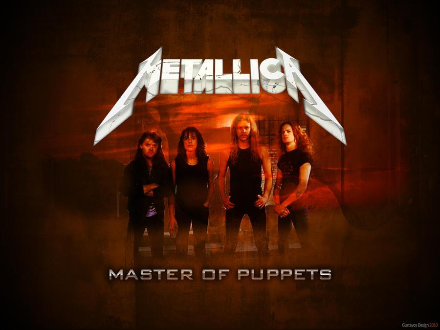 Metallica Wallpaper Master By GustavosDesign On DeviantArt