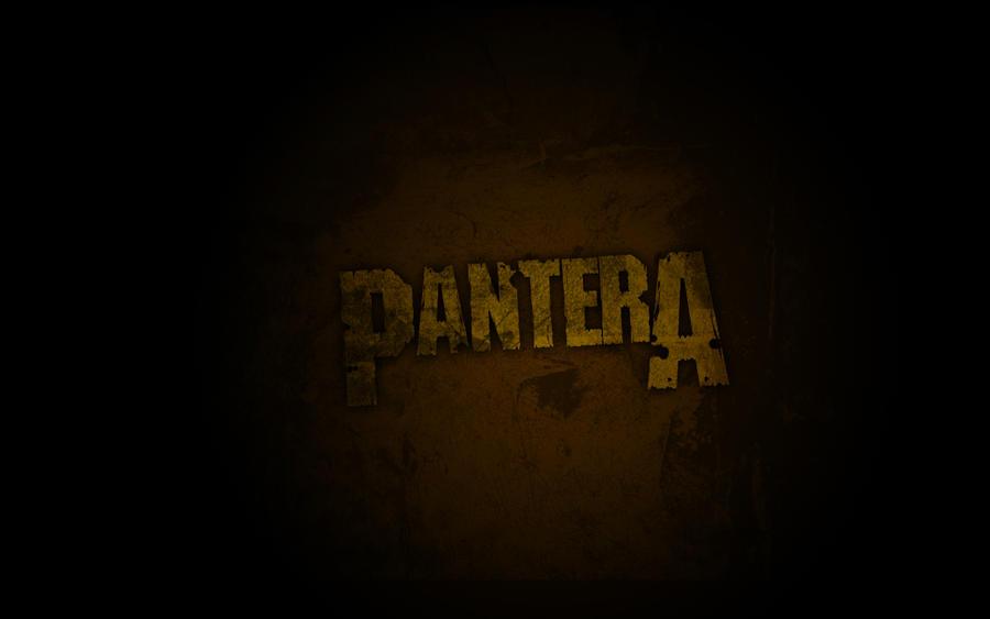 Pantera Wallpaper By GustavosDesign