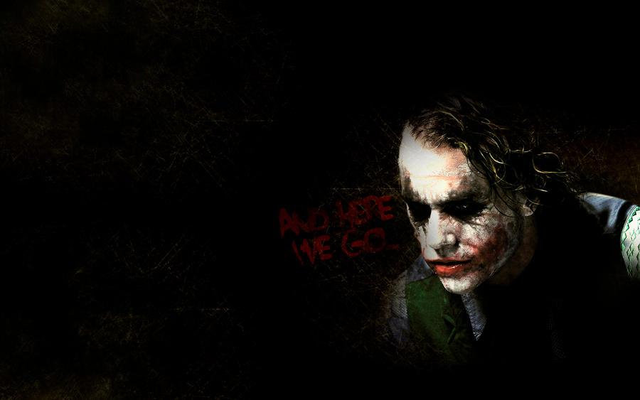 joker heath ledger wallpaper - photo #13