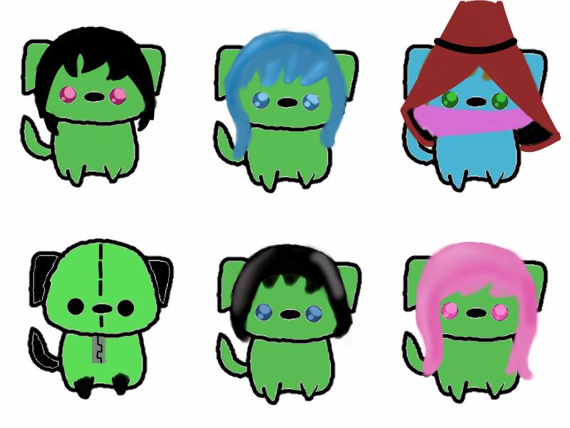 PUPPIES! by Trollan-gurl22