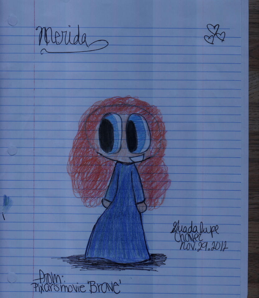 Merida by Trollan-gurl22