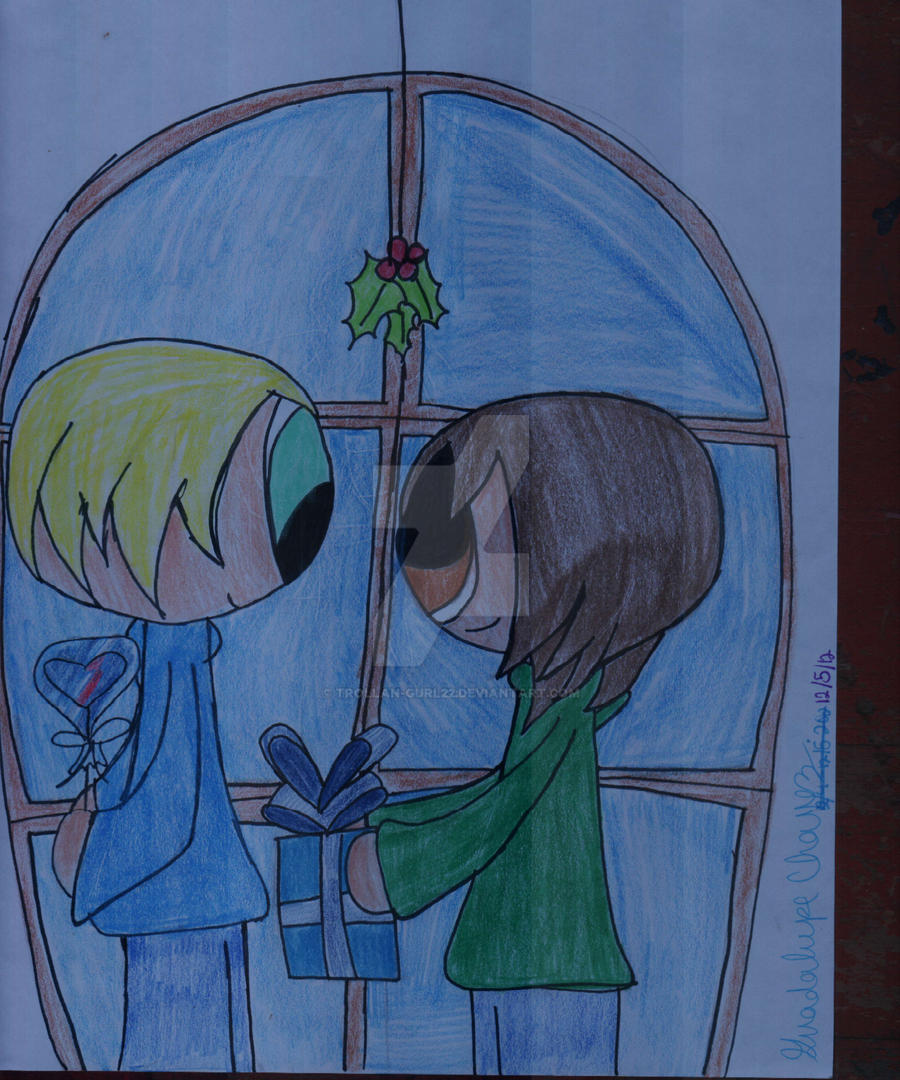 Gifts - colored by Trollan-gurl22