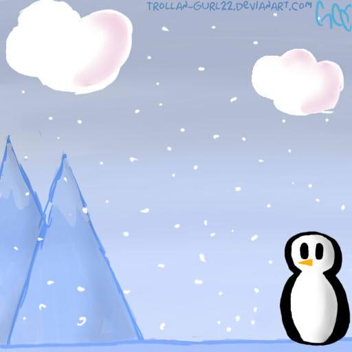 Penguin awareness by Trollan-gurl22