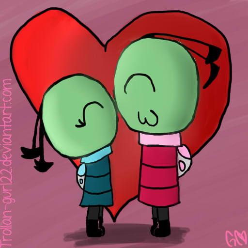 Two In Love by Trollan-gurl22