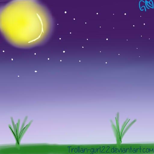 Quiet Night by Trollan-gurl22
