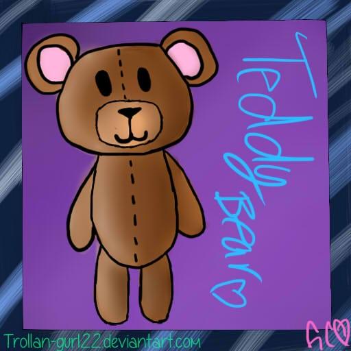Teddy Bear by Trollan-gurl22