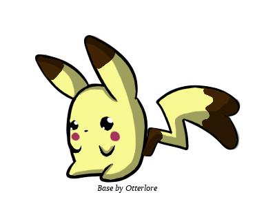 Pikachu Adopt by Trollan-gurl22