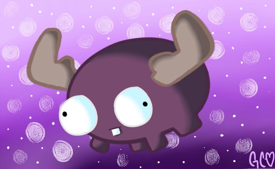 Mini Moose Wallpaper by Trollan-gurl22