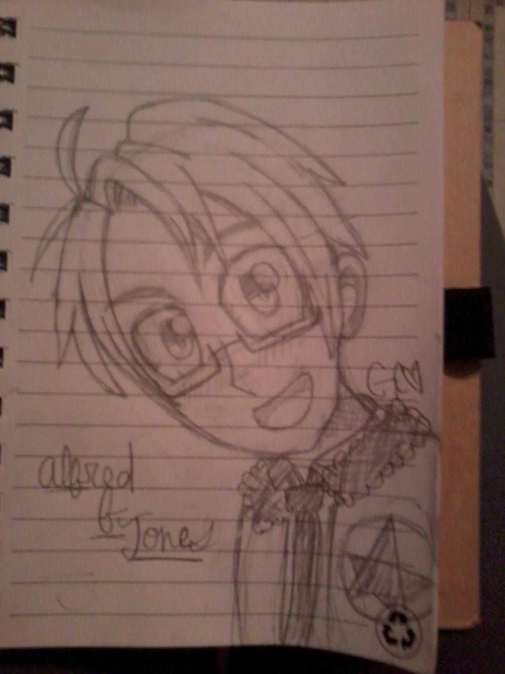 Alfred by Trollan-gurl22