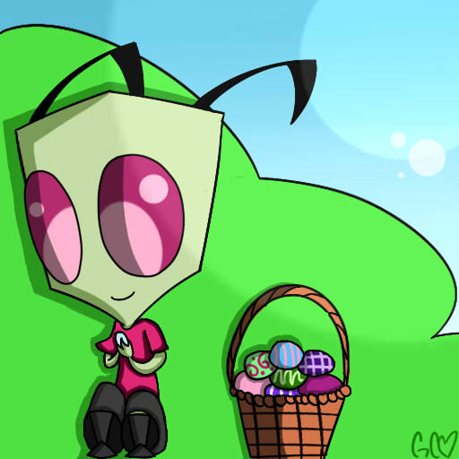 Happy easter 2014 by Trollan-gurl22