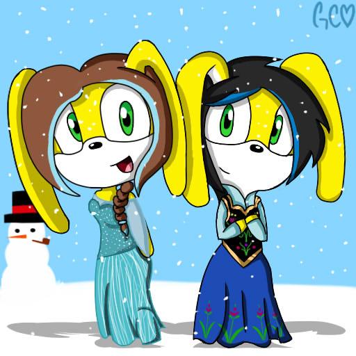 Frozen Commission by Trollan-gurl22