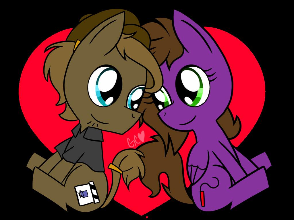 Commission: Love by Trollan-gurl22