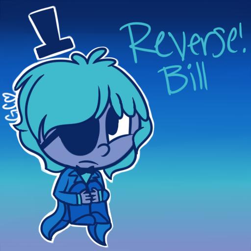 Reverse!Bill by Trollan-gurl22