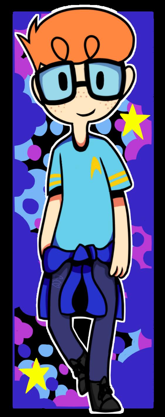 Giant nerd by Trollan-gurl22