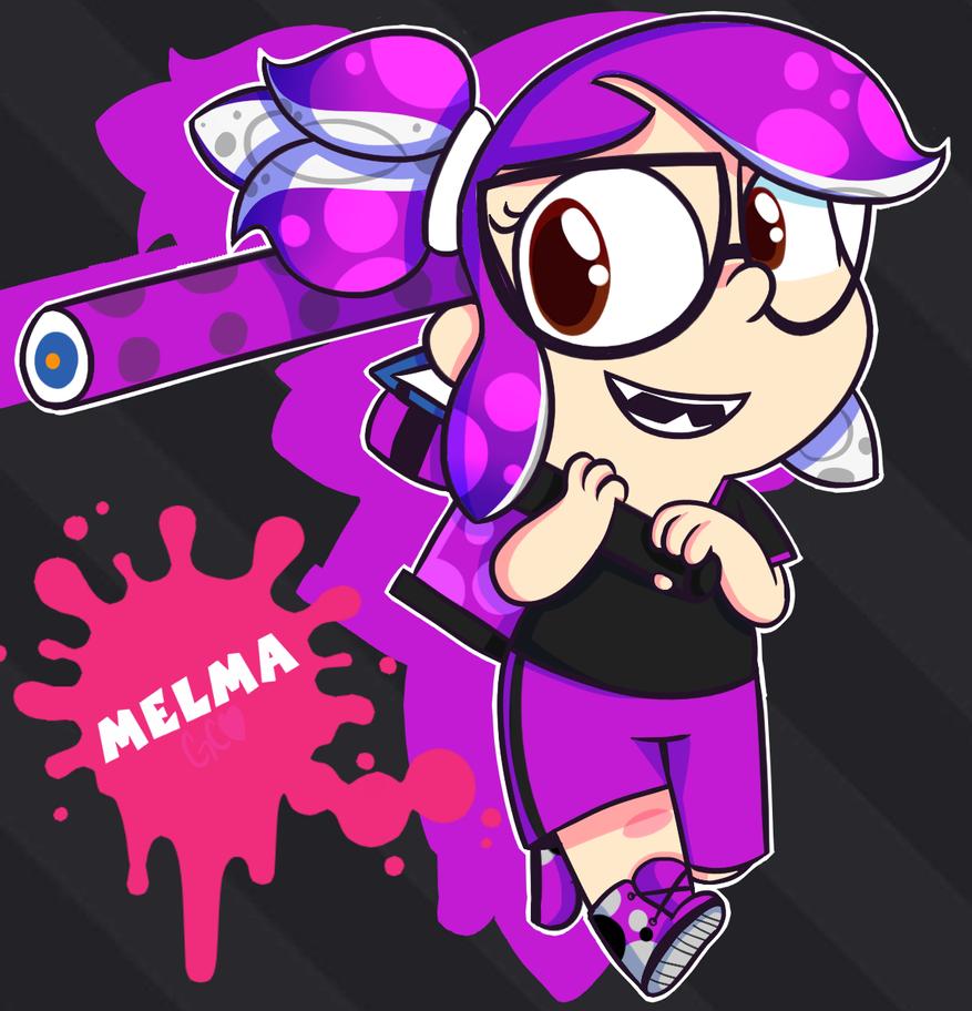 Squid Kid Squid Kid by Trollan-gurl22