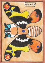 Mothra Card