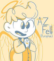 Aziraphale - Good Omens
