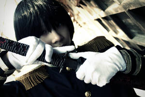 APH Black Japan - My Honor by HoneydewLoveCosplay