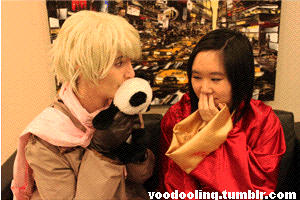 APH RoChu - DELICIOUS PANDA by HoneydewLoveCosplay